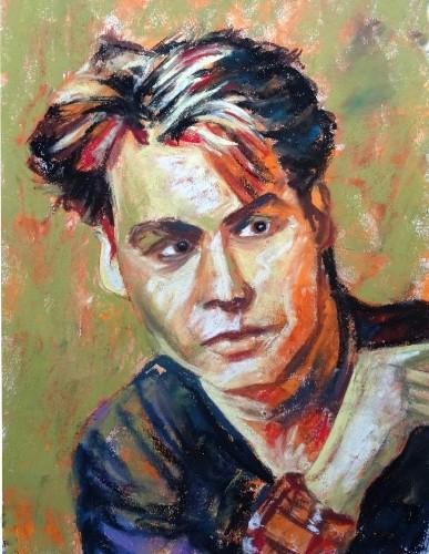 Johnny Depp by mick